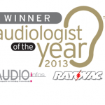 audiologist of the year logo