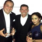 Lyric 3.1 awards Greg, Paul & Jaz